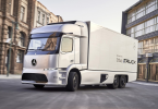 Ηλεκτρικό φορτηγό Mercedes-Benz με 200 km αυτονομίας