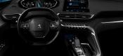 Η Peugeot εξελίσσει το διαστημικό εσωτερικό της