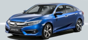 Το Honda Civic sedan και στην Ευρώπη