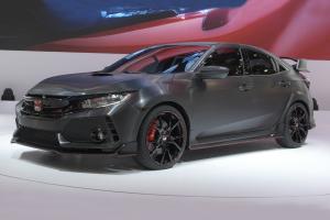 Αποκαλύφθηκε το νέο Honda Civic Type R (video)
