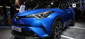 Αποκαλύφθηκε το Toyota C-HR