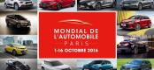 Όλα τα νέα μοντέλα από το Παρίσι στο GOCAR