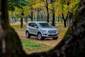 ΠΡΩΤΗ ΟΔΗΓΗΣΗ: Νέο Ford Kuga 1.5 Diesel