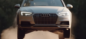 «Ξεσάλωσε» το νέο Audi A4 Allroad στο χώμα (video)