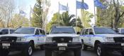 Θωρακισμένα SUV για την Ελληνική Αστυνομία
