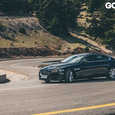 VIDEO ΔΟΚΙΜΗ της Jaguar XE 2.0 D 180 PS
