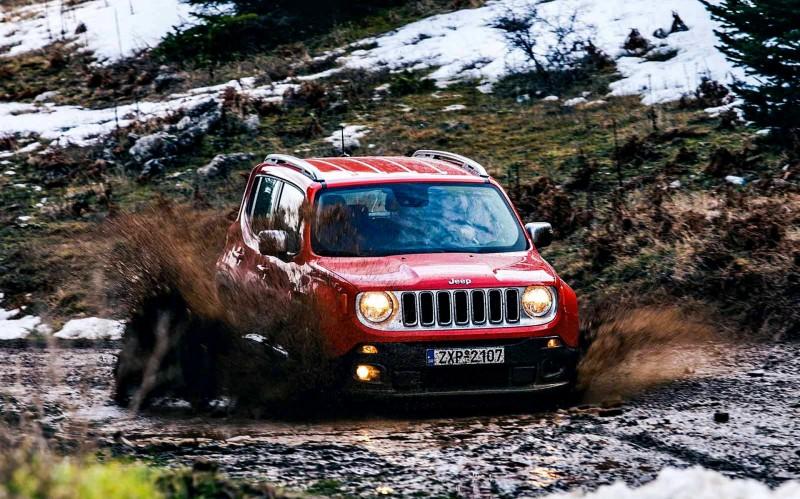 VIDEO ΔΟΚΙΜΗ του Jeep Renegade 1.6 Diesel