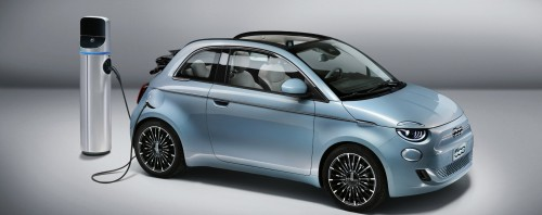 Fiat 500: Βενζίνης, υβριδικό & ηλεκτρικό