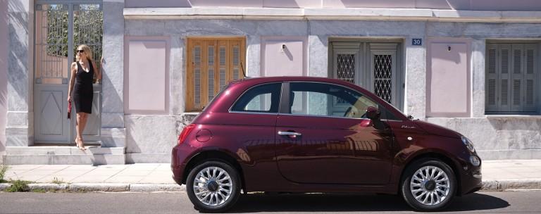 Δοκιμή Fiat 500 Dolcevita: Ma Che Bella Macchina!