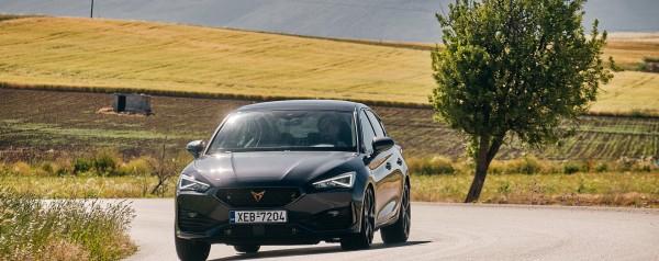 Δοκιμή Cupra Leon e-HYBRID: Hot Hybrid Hatch