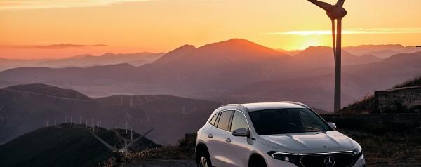 Video Δοκιμή: Mercedes-Benz EQA 250
