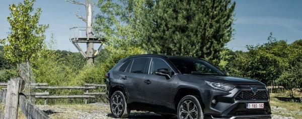 Οι τιμές του Toyota RAV4 Plug-In Hybrid στην Ελλάδα