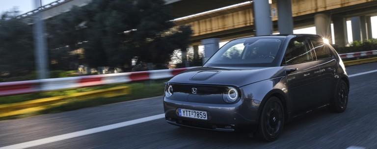 Video Δοκιμή: Honda e