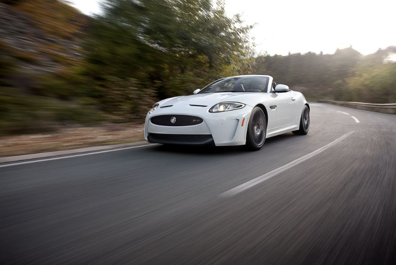 XKR-S CONVERTIBLE