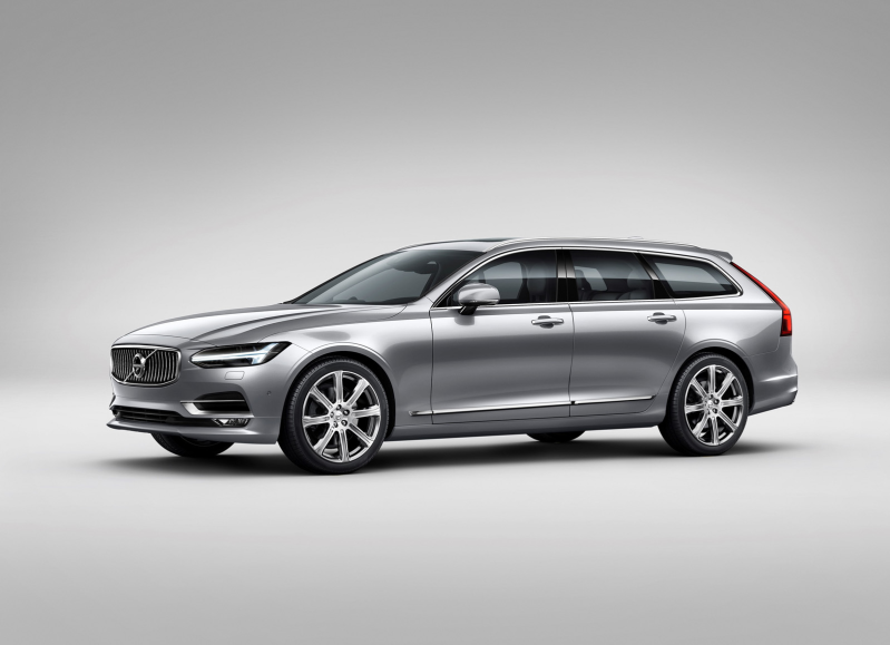 V90 D5 AWD Geartronic Inscription