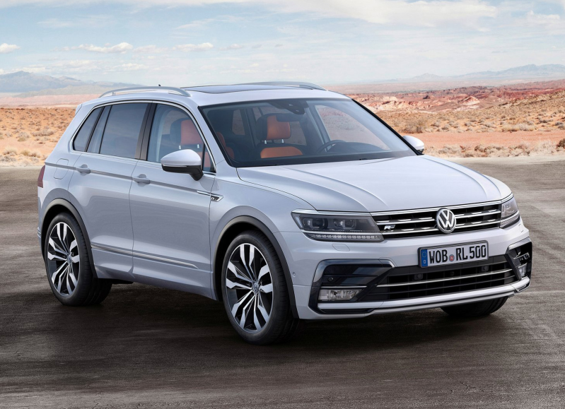 TIGUAN 2.0 TSI 230 PS 4MOTION EXCLUSIVE DSG7