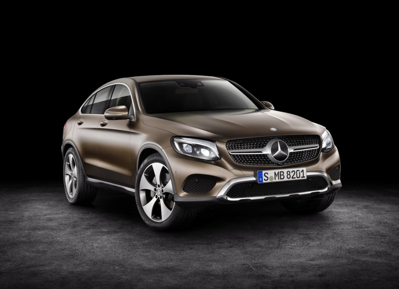 GLC Coupe 43 AMG 4MATIC