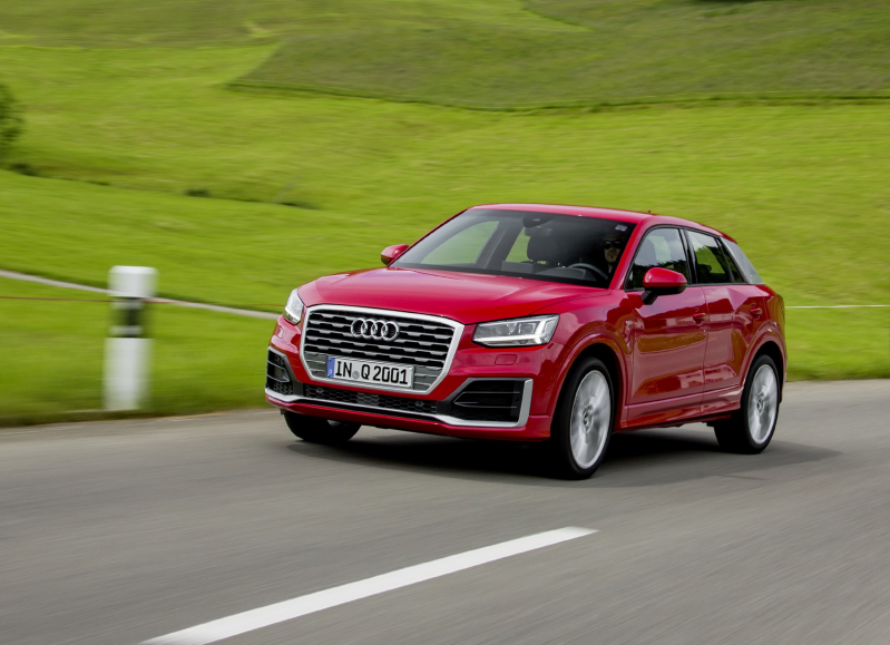 Q2 2.0 TDI 150PS Quattro Stronic DESIGN