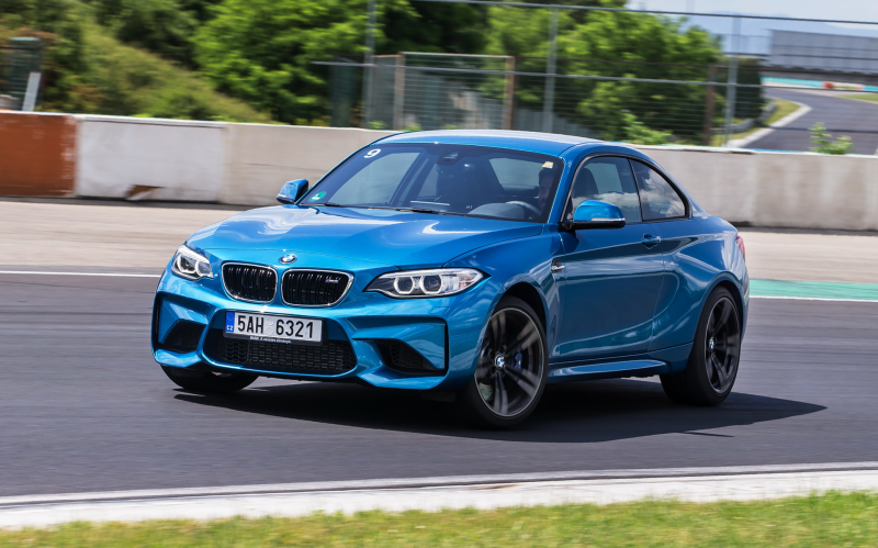 M2 Coupe Competion
