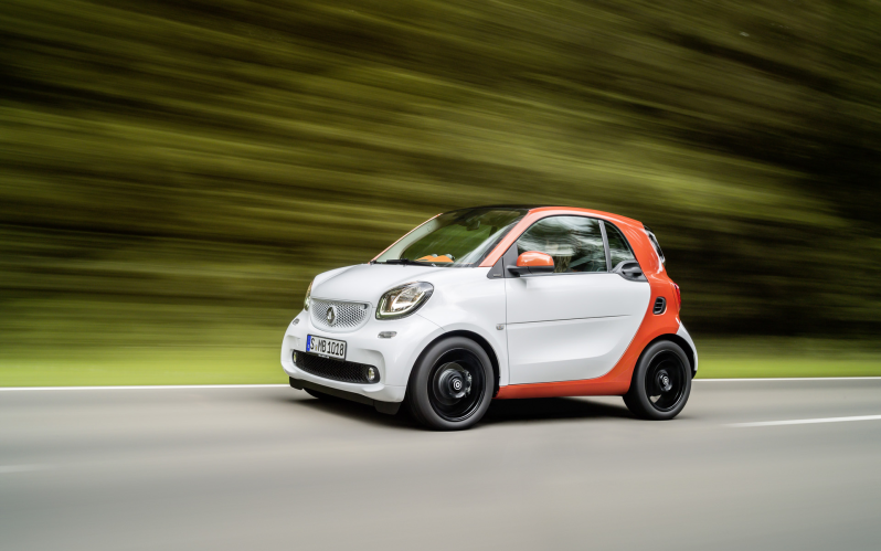 FORTWO COUPE 0.9 passion 90HP
