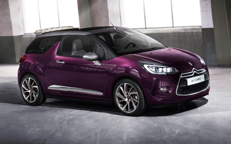 DS 3 CABRIO 1.2 PureTech 82 So Chic Plus
