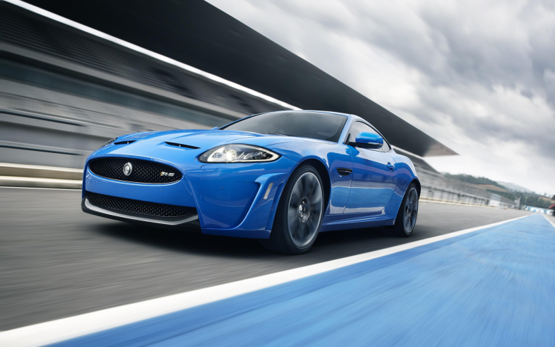 XKR-S COUPE 5.0 S/C