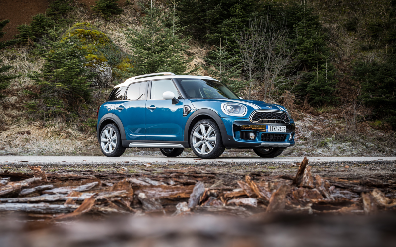 COUNTRYMAN 2.0 Cooper SD Steptronic
