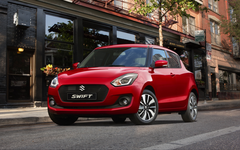 SWIFT 5d 1.0T GLX 112hp AUTO