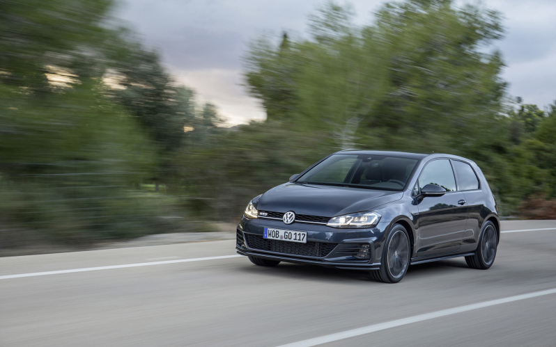 GOLF 3d 1.0 TSI 85 PS Comfortline