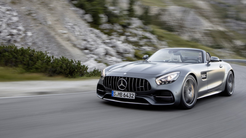 AMG GT ROADSTER C 4.0