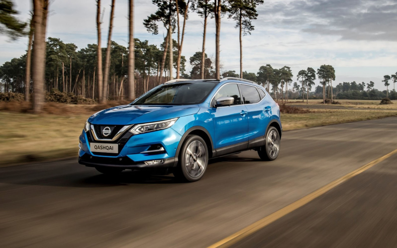 QASHQAI 1.3 140PS N-CONNECTA