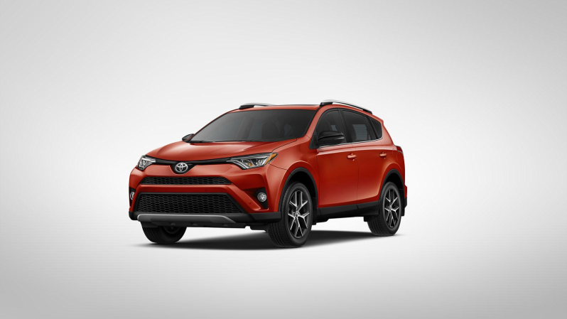 RAV4 2.0 Black Edition