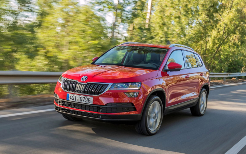 skoda karoq 1 0 tsi 116ps dsg7 ambition goforward. Black Bedroom Furniture Sets. Home Design Ideas