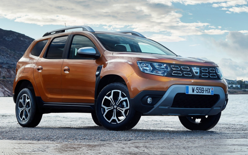 DUSTER 1.3 TCe 130PS 4x4 Sportive
