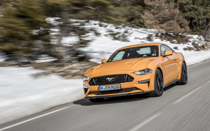 MUSTANG FASTBACK 2.3 EcoBoost