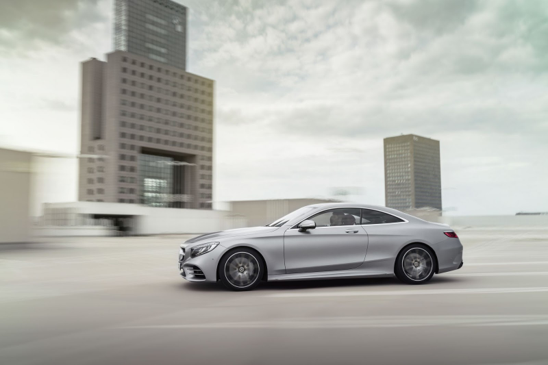 S-CLASS COUPE S 560 4MATIC