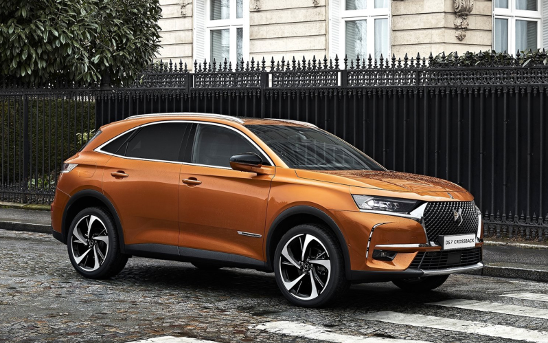 DS 7 CROSSBACK 1.5 BlueHDi 130 So Chic Auto