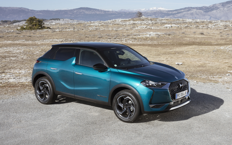 DS 3 CROSSBACK 1.2 PureTech 130 S&S EAT8 So Chic