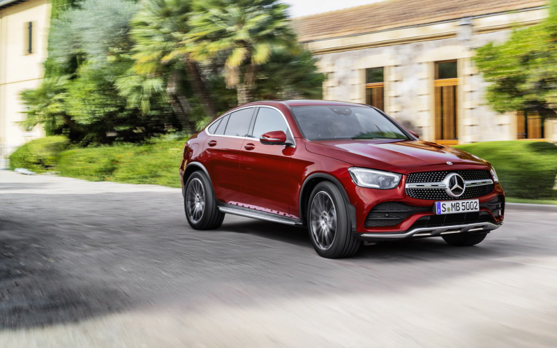GLC COUPE 63 AMG 4MATIC