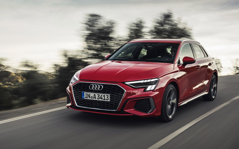 A3 SPORTBACK 35 TFSI MHEV Advanced S tronic