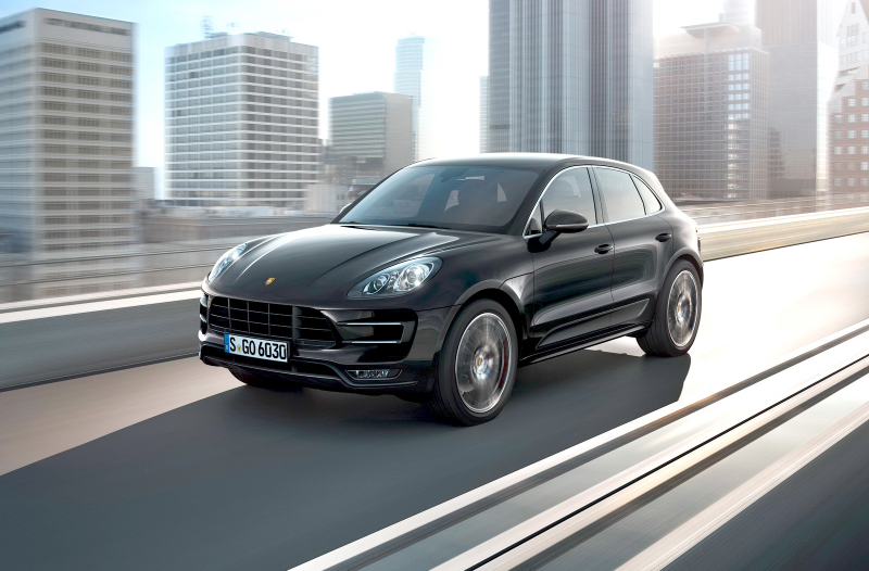 MACAN Turbo PDK