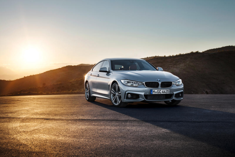 ΣΕΙΡΑ 4 GRAN COUPE 430i xDrive