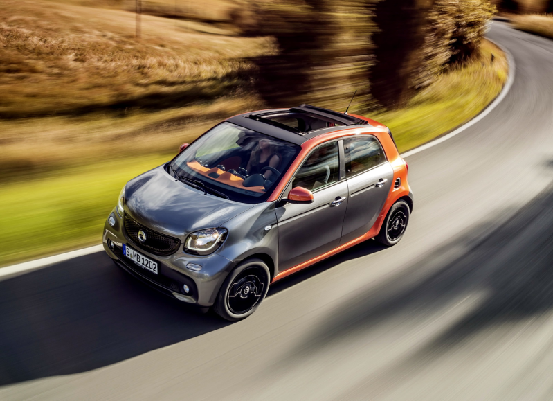 FORFOUR 0.9 passion 90HP