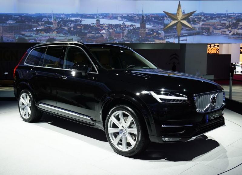 XC90 T8 AWD PHEV INSCRIPTION 7SEATS