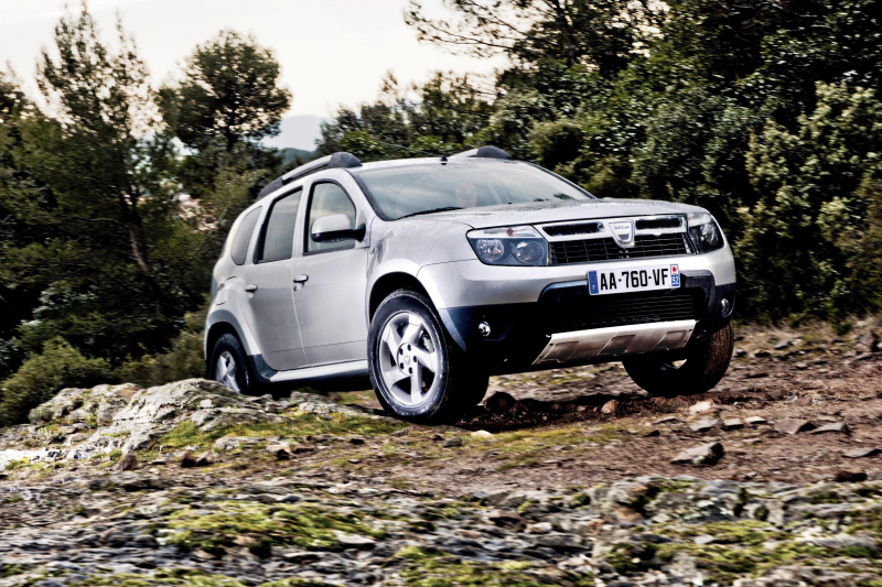 DUSTER 1.6 105PS  Ambiance