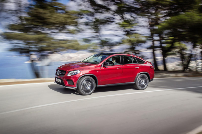GLE COUPE 43 AMG 4MATIC