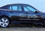 Αποκάλυψη για το Saab 9-3 EV
