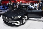 To Audi Prologue Avant concept στη Γενεύη