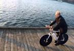 Ηλεκτρικό ποδήλατο με φωτοβολταϊκά