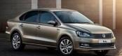 Ανανέωση για το Volkswagen Polo sedan